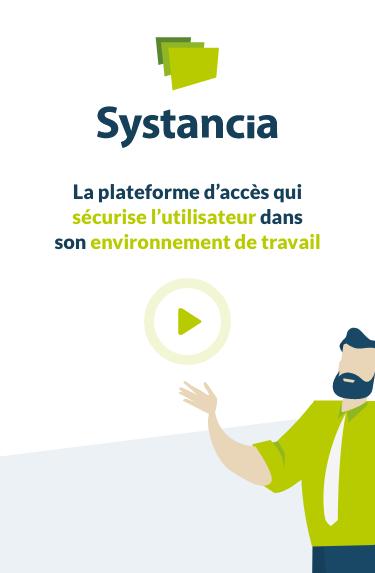 La plateforme d'accès qui sécurise l'utilisateur dans son environnement de travail