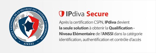 qualification ANSSI IPdiva Secure