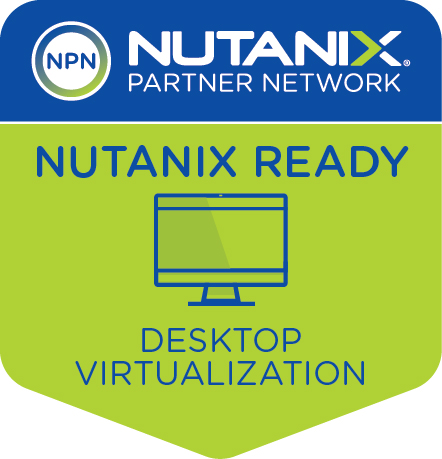 Nutanix Ready Desktop Virtualization