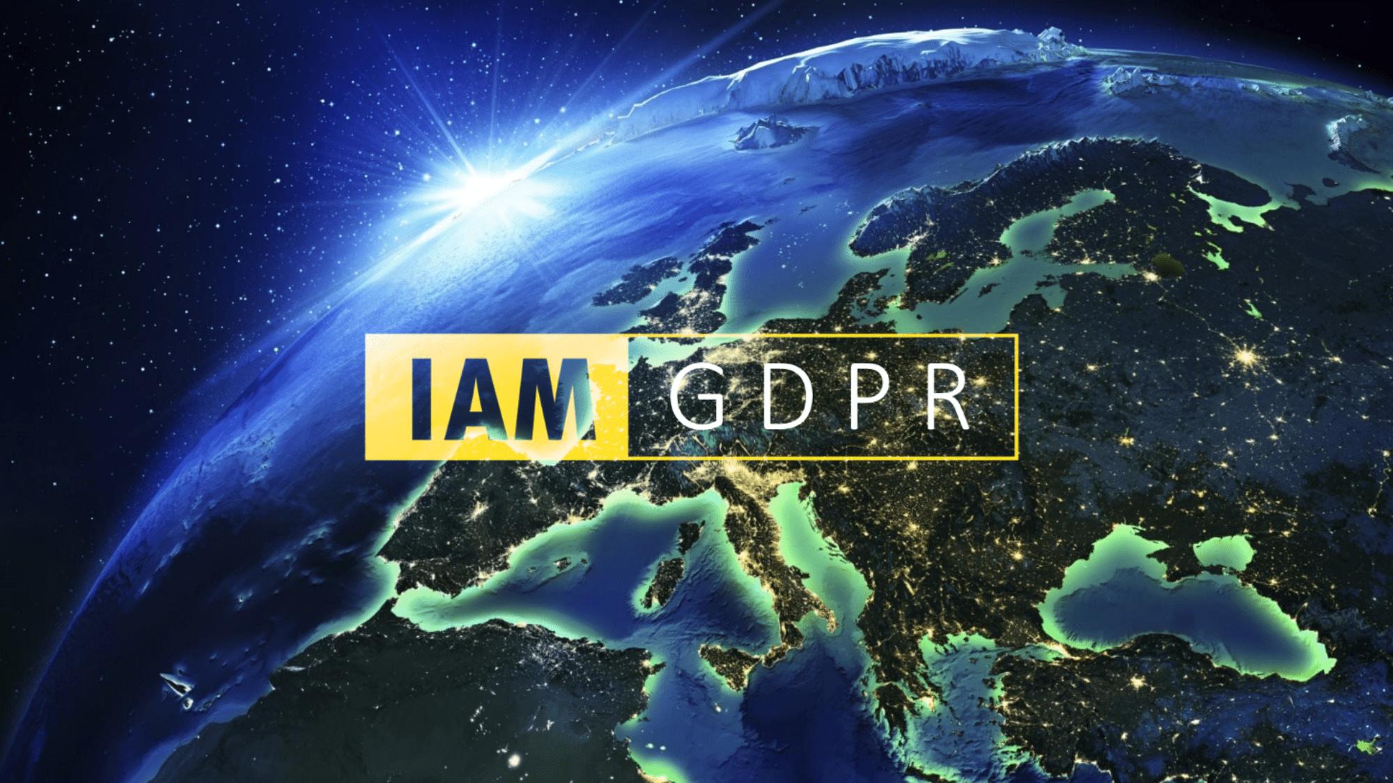 I am GDPR
