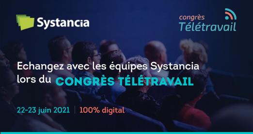 CONGRÈS TÉLÉTRAVAIL LYON - 22 & 23 juin 2021