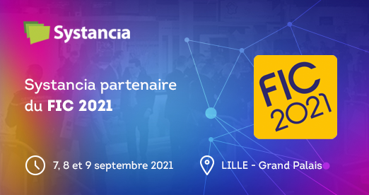 Systancia partenaire du FIC 2021