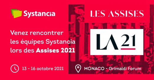 Venez rencontrer les équipes Systancia lors des Assises 2021